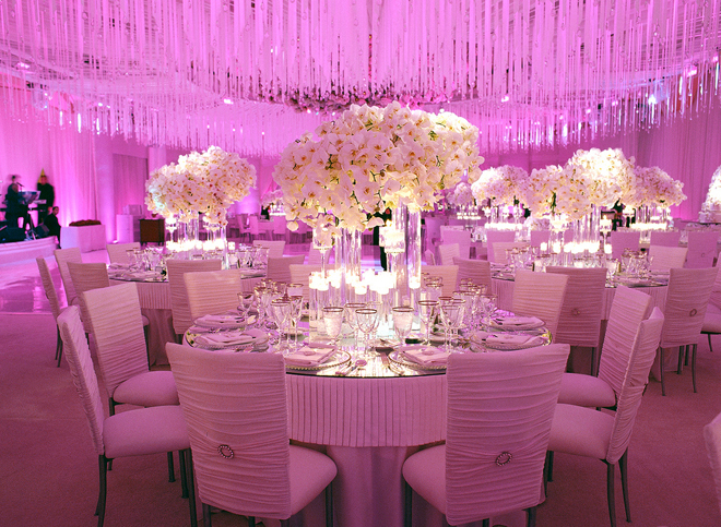 Top 10 things to know when choosing a wedding decorator for Most beautiful wedding reception decorations