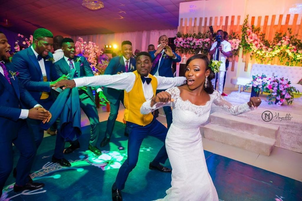 6 Secrets To A Fun Wedding Reception In Nigeria Palmfront Your